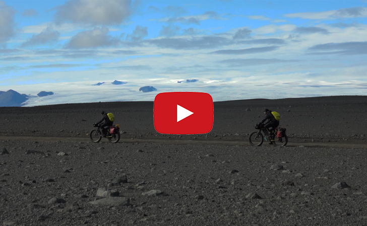 Vicarious adventures on the Iceland Divide.